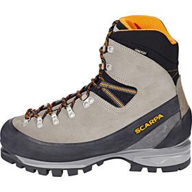 Scarpa Ortles GTX Shoes grey/black